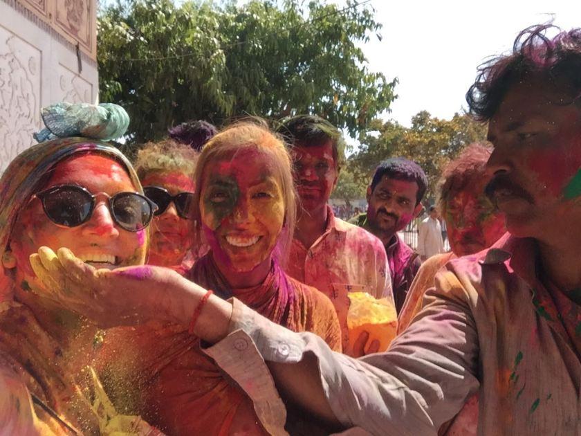 Jaipur-Holi festival
